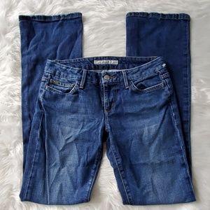 Joe's Jeans Starlet 27 bootcut denim